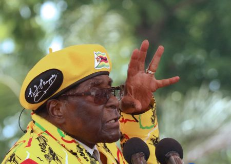 The good and bad news about Robert Mugabe's exit