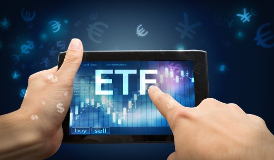 2018 saw a slight decline in ETF/ETN market capitalisation compared to 2017. Picture: Shutterstock