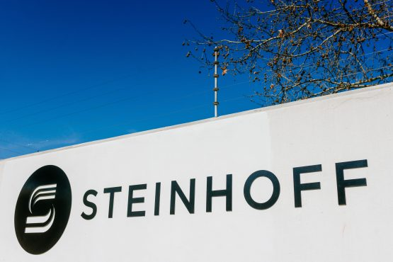Steinhoff fell 3.41% on the day after stake sale in KAP. Picture: Waldo Swiegers/Bloomberg