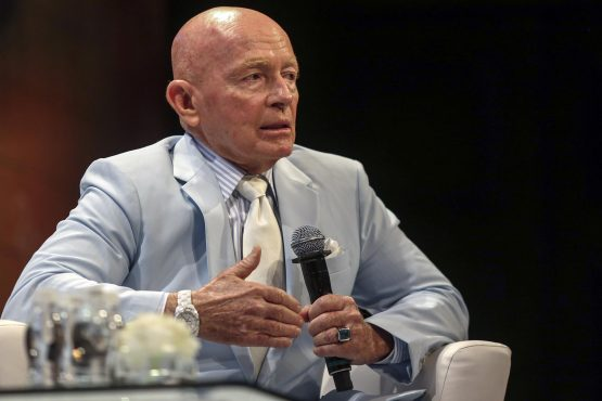 Mark Mobius is set to retire. Picture: Dhiraj Singh, Bloomberg
