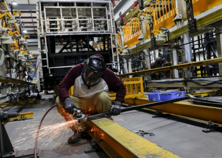 August manufacturing output up 1.3%