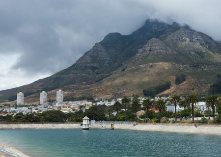 Cape Town offers a grim preview for the rest of the world