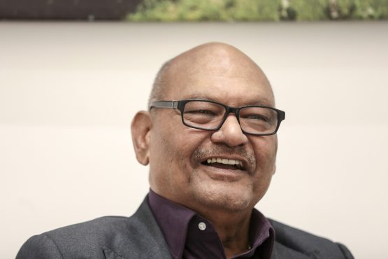 Anil Agarwal, chairman of Vedanta Resources. Picture: Bloomberg