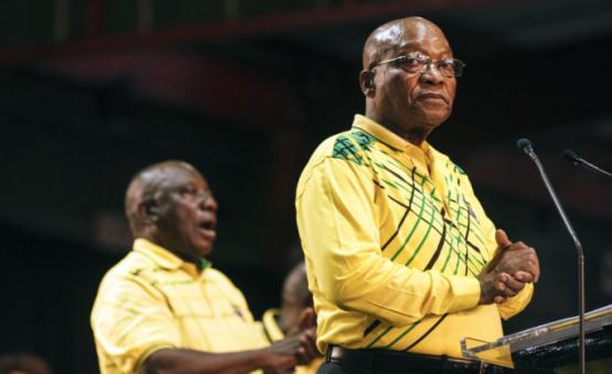 President Jacob Zuma. Picture: Bloomberg