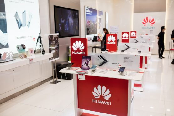 Huawei is aiming to boost sales and win market share from competitors such as Apple with the introduction of the camera technology. Picture: Shutterstock