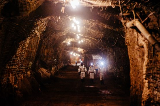 Benefits will be paid to tens of thousands of miners who contracted life-threatening diseases while working in SA's gold mines. Image: Waldo Swiegers, Bloomberg