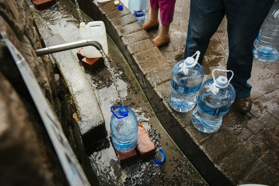 The water supply will be on-board well before Day Zero, currently May 11. Picture: Waldo Swiegers/Bloomberg