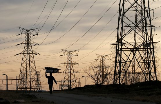 Will Jabu Mabuza be able to save the state utility? Picture: Siphiwe Sibeko/Reuters