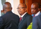 Zuma requests prison leave for family funeral