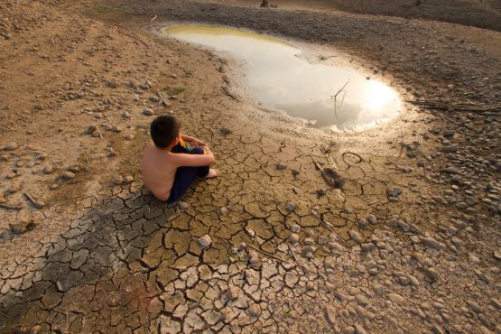 Concerns have been raised over drought-related fires. Picture: Shutterstock