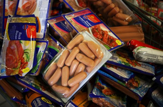 The sick man is believed to have eaten a tainted sausage. Picture: Reuters