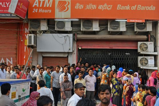 Indian lender says freezing of its funds 'unsustainable'. Picture: Anindito Mukherjee/Bloomberg