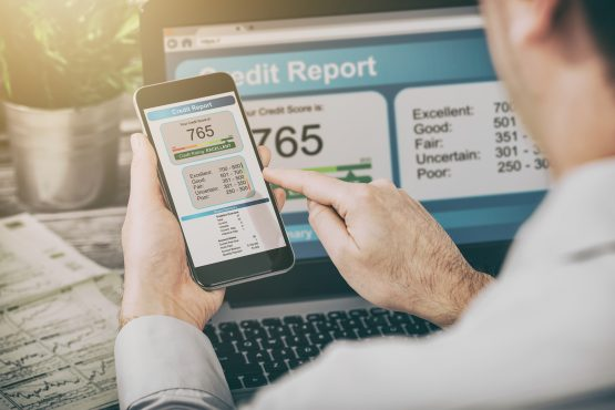 Making payments on time and only applying for credit when you really need it will help keep your credit score healthy. Picture: Shutterstock