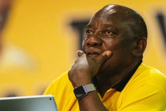 Cyril Ramaphosa's ascent to power initially boosted sentiment and the rand following Zuma's scandal-ridden tenure of almost nine years. Picture: Waldo Swiegers/Bloomberg