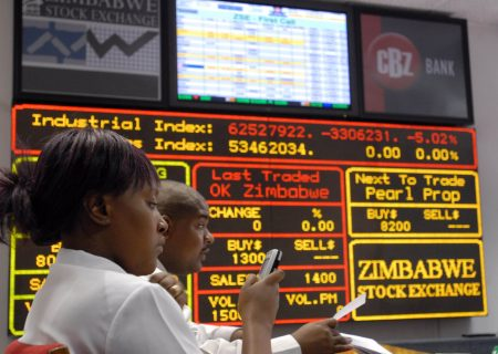 Be wary of rising Zimbabwe stock prices