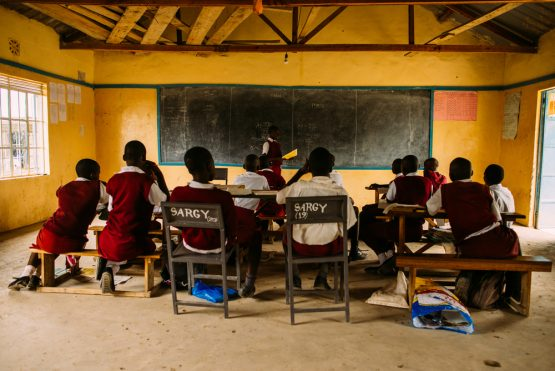 Research shows that over 60% of Nairobi's more than half a million children (aged between 5 and 14) attend low-fee private schools. Picture: Shutterstock