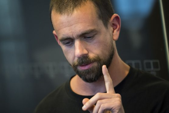 Jack Dorsey, chief executive officer of Twitter and Square. Picture: Bloomberg