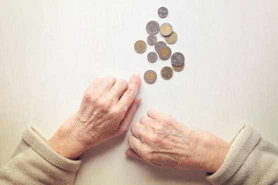 If you expect to live 25 years from retirement, do not take as much as possible to start – tempting as it may be. Picture: Shutterstock