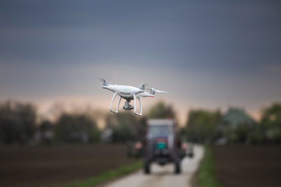 The bank is looking at Cape Town-based Aerobotics, which specialises in data collection through automatic industrial drones. Picture: Shutterstock
