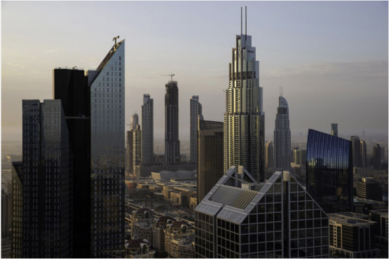 Dubai-based firm, Abraaj Group allegedly caught in financial mismanagement. Picture:Bloomberg