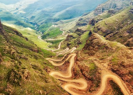 More twists and turns than the Sani Pass