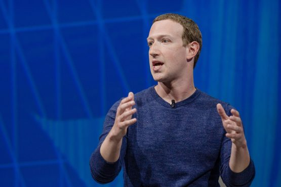 Facebook CEO Mark Zuckerberg. Image: Marlene Awaad, Bloomberg