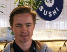 From waiter to Ocean Basket restaurant owner