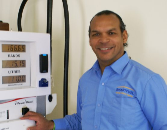 Neal Singh, CEO of Smart Fuel. Picture: Ciaran Ryan