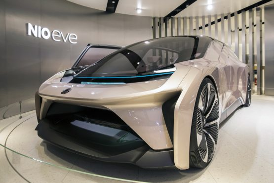 Nio, Chinese electric vehicle company, files to go public