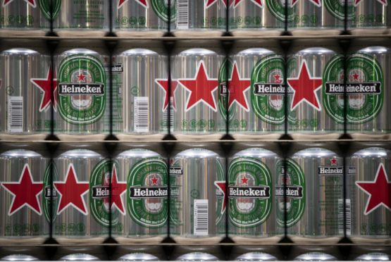 Heineken's operations in the country will be combined with those of China Resources Beer. Picture: Bloomberg