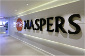 Demand for online services drives Naspers' shares higher