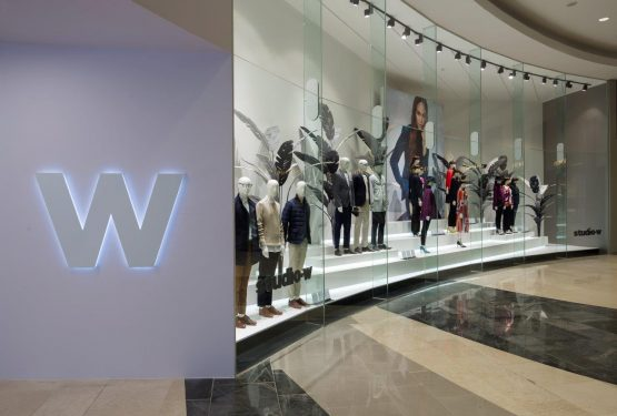 Woolworths was attempting to compete with international retailers like H&M and Cotton On, which are perceived to offer value that attracts a young and fashionable shopper. Picture: Woolworths.