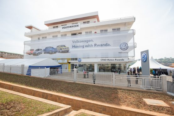 The Rwanda assembly plant is the first of several that VW plans to build outside of South Africa. Image: Supplied