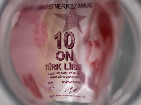 Turkish currency hits all-time low
