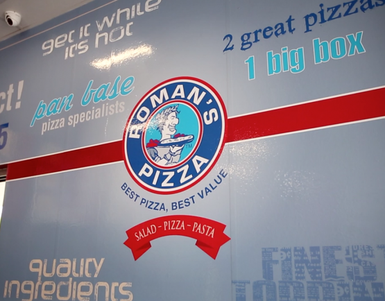 Roman's Pizza is a family brand, owned and operated by the original family. Picture: Supplied