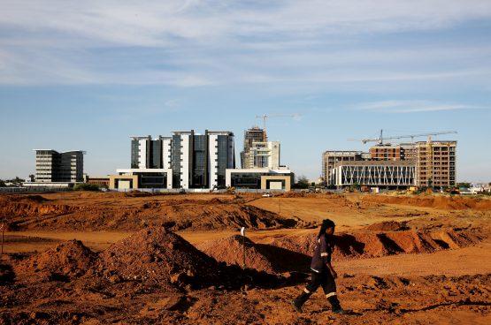 Botswana finance minister Kenneth Matambo. Picture: Siphiwe Sibeko, Reuters