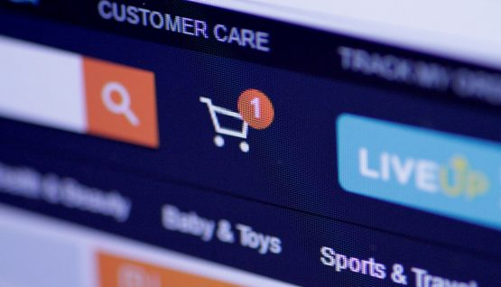 The convenience that comes with online shopping is giving the industry a massive boost. Picture: Thomas White/Reuters