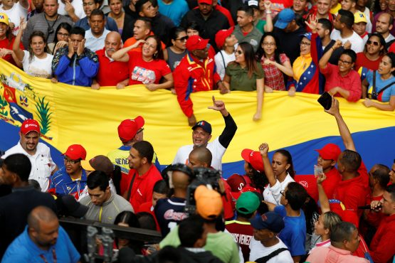 Venezuela's socialist policies, corruption and hollowing out of state institutions have brought the country to its knees. Picture: Marco Bello, Reuters