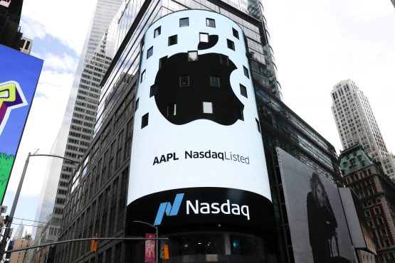 Apple rises ahead of iPhone launch event. Picture: Reuters
