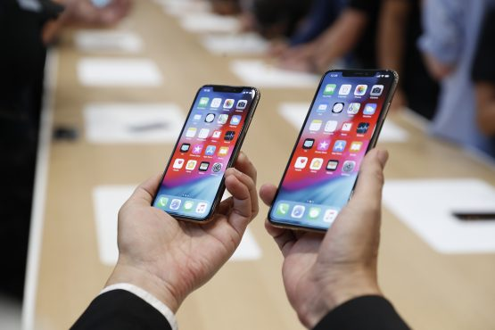 Apple has lost about a fifth of its market value since the start of October on signs of waning iPhone demand. Picture: Stephen Lam, Reuters