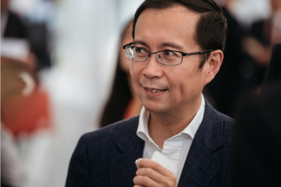 Daniel Zhang, 46, became chief executive officer of Alibaba barely three years ago. Picture:
