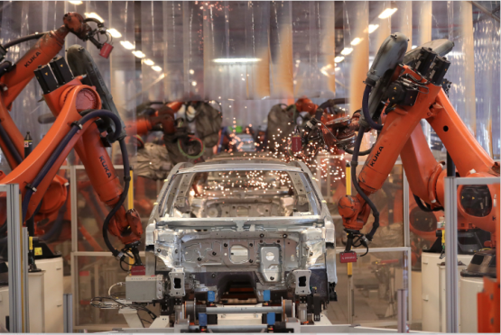 Absa manufacturing PMI and total new vehicle sales data expected. Picture: Bloomberg