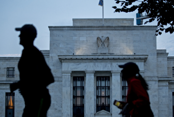 The US Fed holds interest rates steady. Picture: Bloomberg