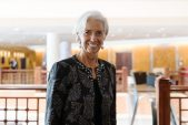 Lagarde expects more market volatility from trade tensions