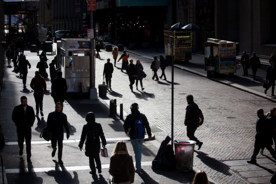 The economy may not feel great, particularly depending on where you are. That doesn't mean it's terrible. Picture: Bloomberg