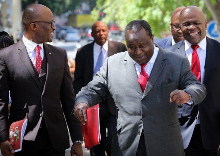 Can Mboweni walk his fighting talk?