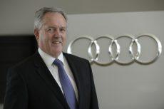 Trevor Hill, head of Audi SA