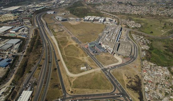 The Bridge City development in KwaMashu is close to labour sources in the 'Inanda, Ntuzuma and KwaMashu' (INK) area, home to over a million people, 60% of whom are youth. Picture: Supplied