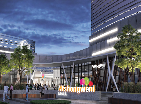 Ntshongweni Mall is set to open in 2021, with developer Fundamentum expected to invest between R1.6bn and R1.8bn in the project. Image: Supplied