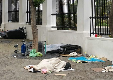 Cape Town grapples with rising homelessness as economy flags
